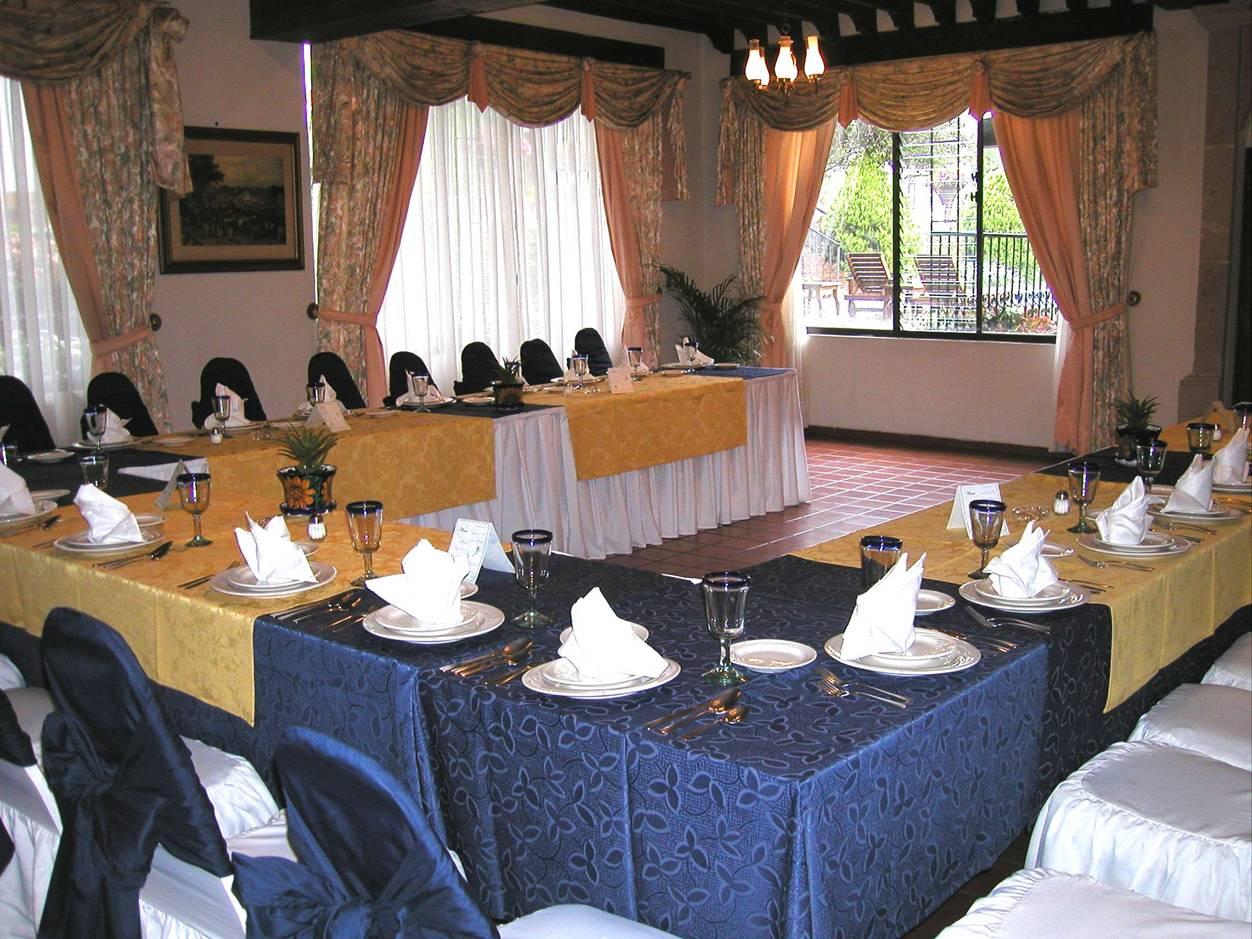 hotel mansion del cupatitzio